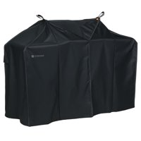 Classic Accessories Storigami™ Easy Fold BBQ Grill Cover, Charcoal Black, Medium