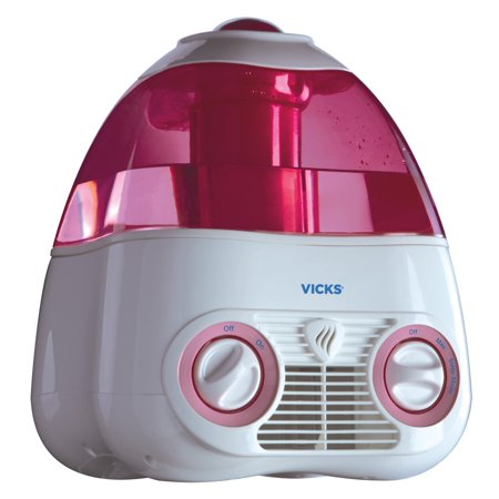 Vicks Starry Night Cool Moisture Humidifier V3700m Pink Walmart