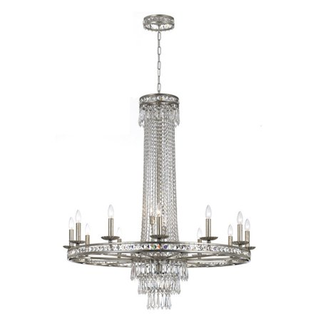 Crystorama Mercer 5269-OS-CL-MWP Chandelier ()