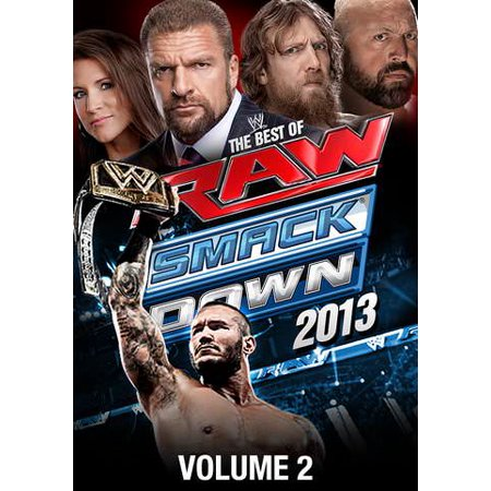 WWE: Best of Raw and Smackdown 2013 (Volume 2) (Vudu Digital Video on