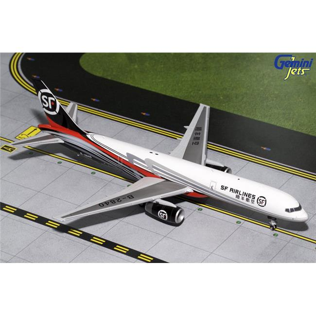 Gemini200 1-200 G2CSS657 SF Airlines Boeing B757-200F 1-200 Diecast Model Airplane by GEMINI200 1-200