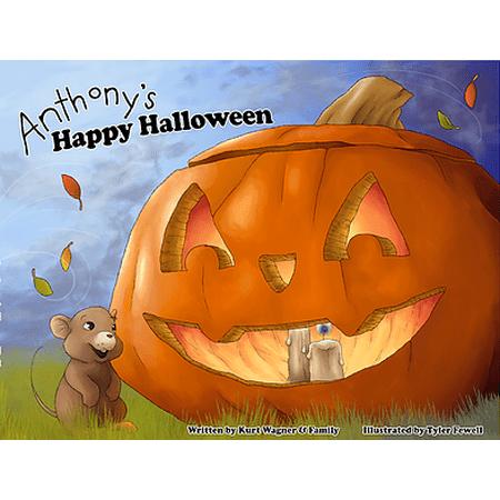 Anthony's Happy Halloween - Happy Halloween Math Games