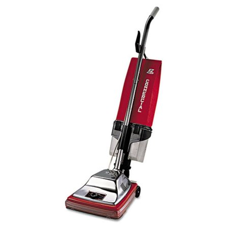 Electrolux Floor Care Company 887 Upright Vacuum with EZ Kleen Dust Cup, 7 Amp, 12 Path, Red/Steel