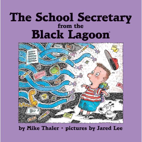 The School Secretary from the Black Lagoon