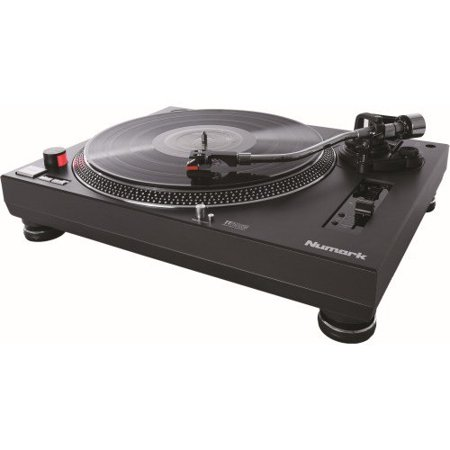 Numark Tt250usb Professional Dj Direct Drive Turntable - Direct Drive - 33.33, 45 Rpm - Black (tt250usb)