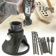 Best Drill Guide Attachments - Rotary Multi Tool Cutting Guide Attachment Kit Review