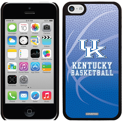Coveroo Kentucky Basketball Design Apple iPhone 5c Thinshield Snap-On Case
