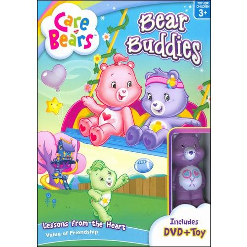Care Bears: Bear Buddies [Full Frame] [With Care Bears Toy Figurine] by LIONS GATE ENTERTAINMENT CORP