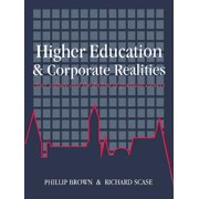 Higher Education And Corporate Realities - eBook