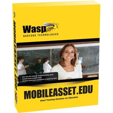 Wasp Barcode   633808927776   Wasp Mobileasset Edu Enterprise Edition   Unlimited User   Academic   Financial Management