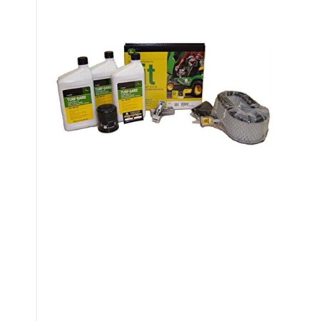 John Deere Maintenance Kit for X520 and X540 with Kawasaki Engine LG257  Filters Oil
