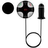 MP3 Player & FM Transmitter & USB Charger Bluetooth Car K...