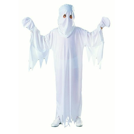 Ghost Child Costume - Diy Kids Ghost Costume