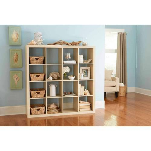Better Homes And Gardens 16 Cube Storage Organizer Multiple Colors