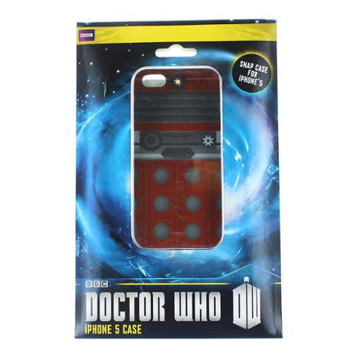 Doctor Who iPhone 5 Hard Snap Case Another Dalek
