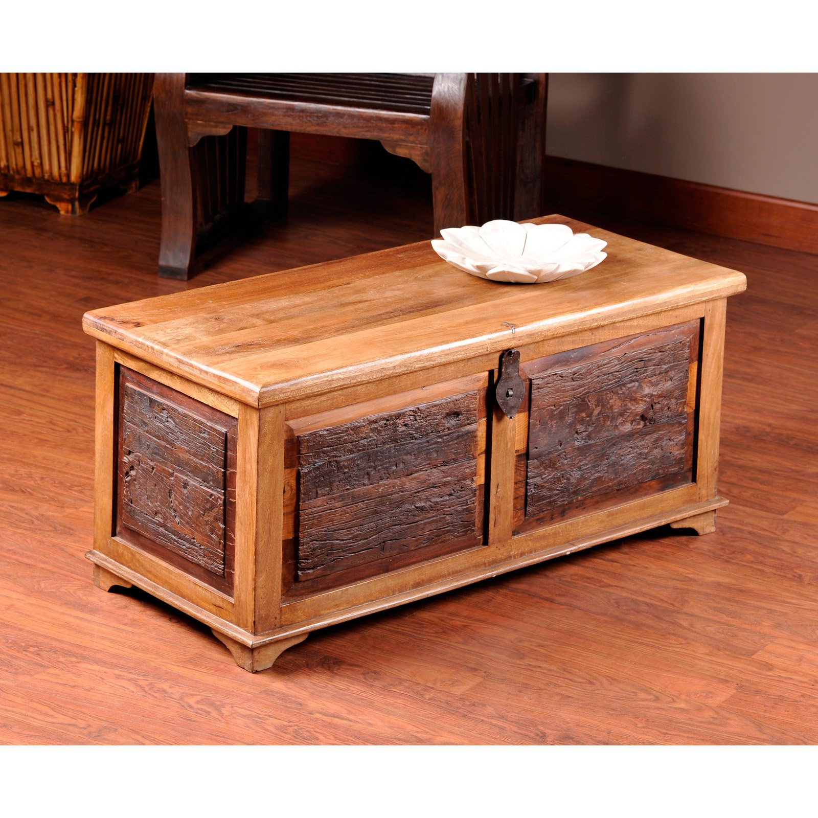 William Sheppee Kerala Blanket Chest by William Sheppee