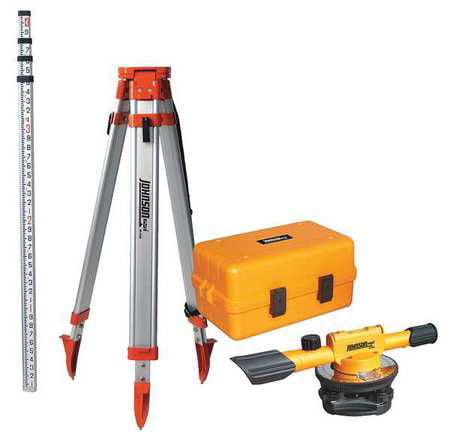 Johnson Builders Level Kit, 40-6902