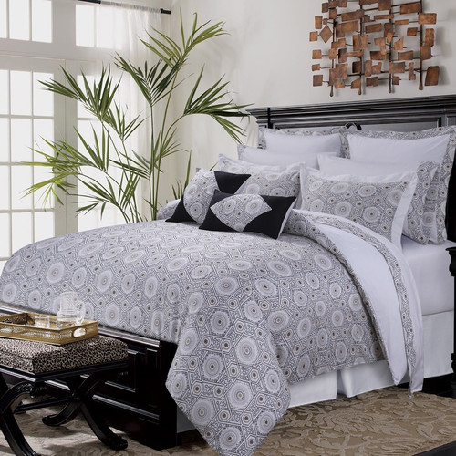 Tribeca Living 12 Piece Comforter Set