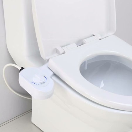 Marvelous Toilet Bidet Fresh Water Spray Non Electric Adjustable Mechanical Bidet Toilet Seat Attachment Squirreltailoven Fun Painted Chair Ideas Images Squirreltailovenorg