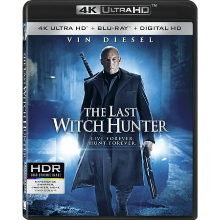 The Last Witch Hunter (4K Ultra HD)