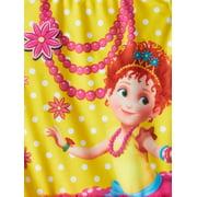 ab1b000943 Disney - Toddler Girls' Fancy Nancy Tutu One Piece Swimsuit ...