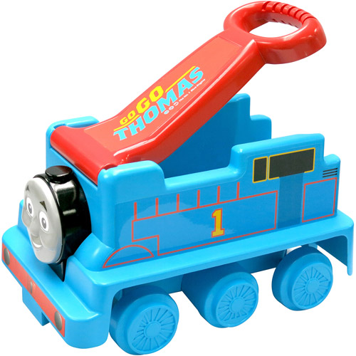 Thomas and Friends Roll N Go Wagon