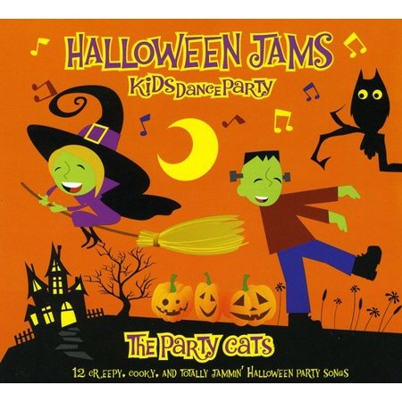 Kids Dance Party: Halloween - Halloween Music For Dance Class