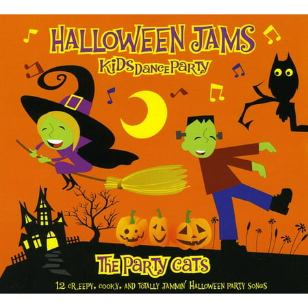 Kids Dance Party: Halloween Jams - Halloween Club Dance Music