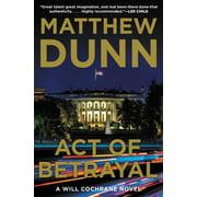 Act of Betrayal - eBook