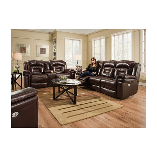 Southern Motion Avatar Recliner with Power Head Rest