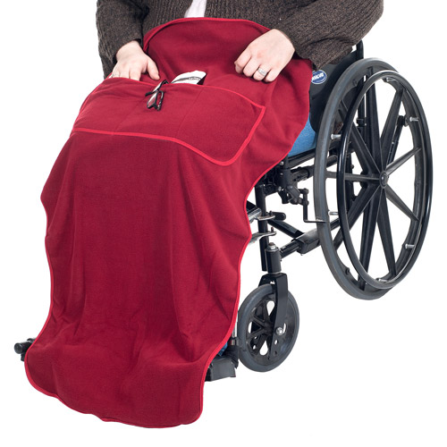 Somerset Home Cozy Wheelchair Blanket