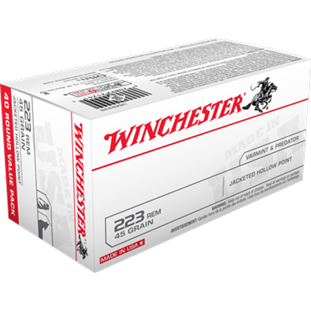 Winchester 223 Remington 40 Rds