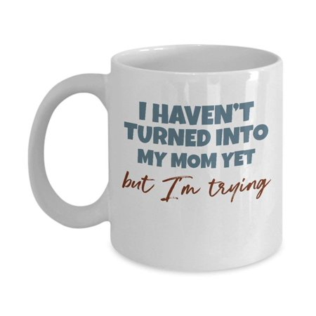 Mother Adult / Teen Daughter Matching Gifts Coffee & Tea