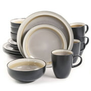 Central Ridge 16-Piece Dinnerware Set