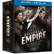 Boardwalk Empire: The Complete Series (Blu-ray + Digital HD With UltraViolet) (Widescreen) by HBO
