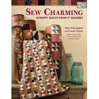 """Sew Charming: Scrappy Quilts from 5"""" Squares (Paperback)"""