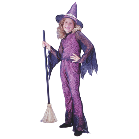 Funky Witch Child Costume](F-14 Halloween)