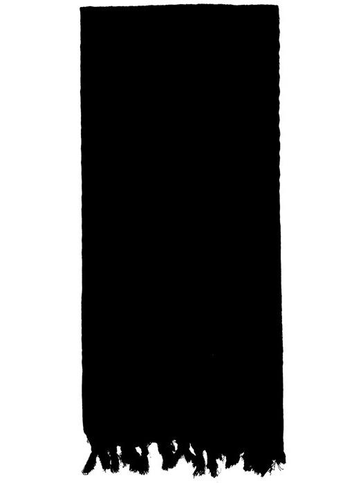 Black - Lightweight Tactical Desert Shemagh Scarf