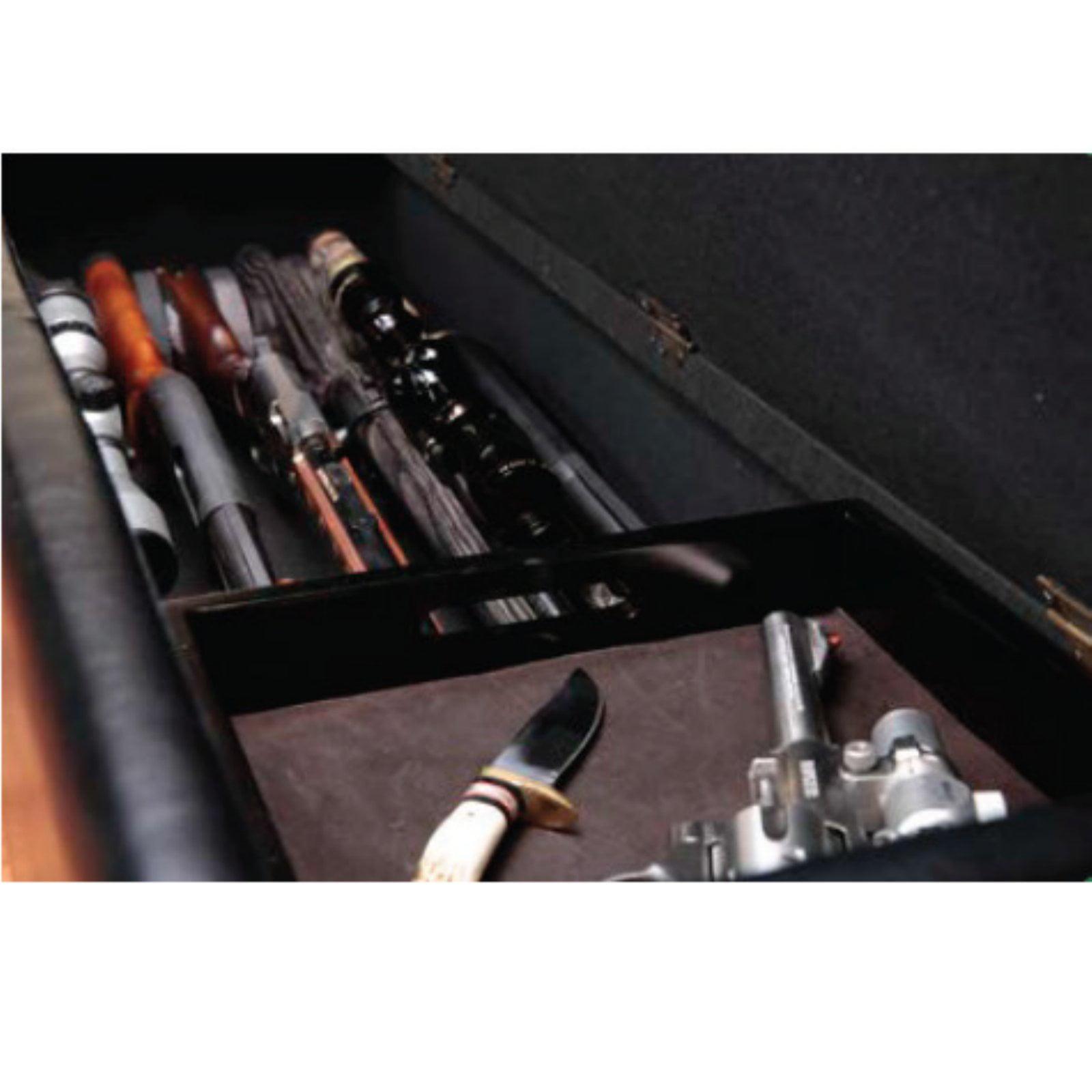 hayneedle product american furniture cfm woodmark series classics cabinet master gun