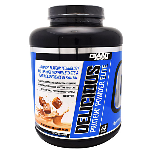 Giant Sports Products Delicious Protein Elite - Delicious...
