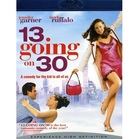 13 Going On 30 (Blu-ray) (Go Diego Go Halloween Movie)