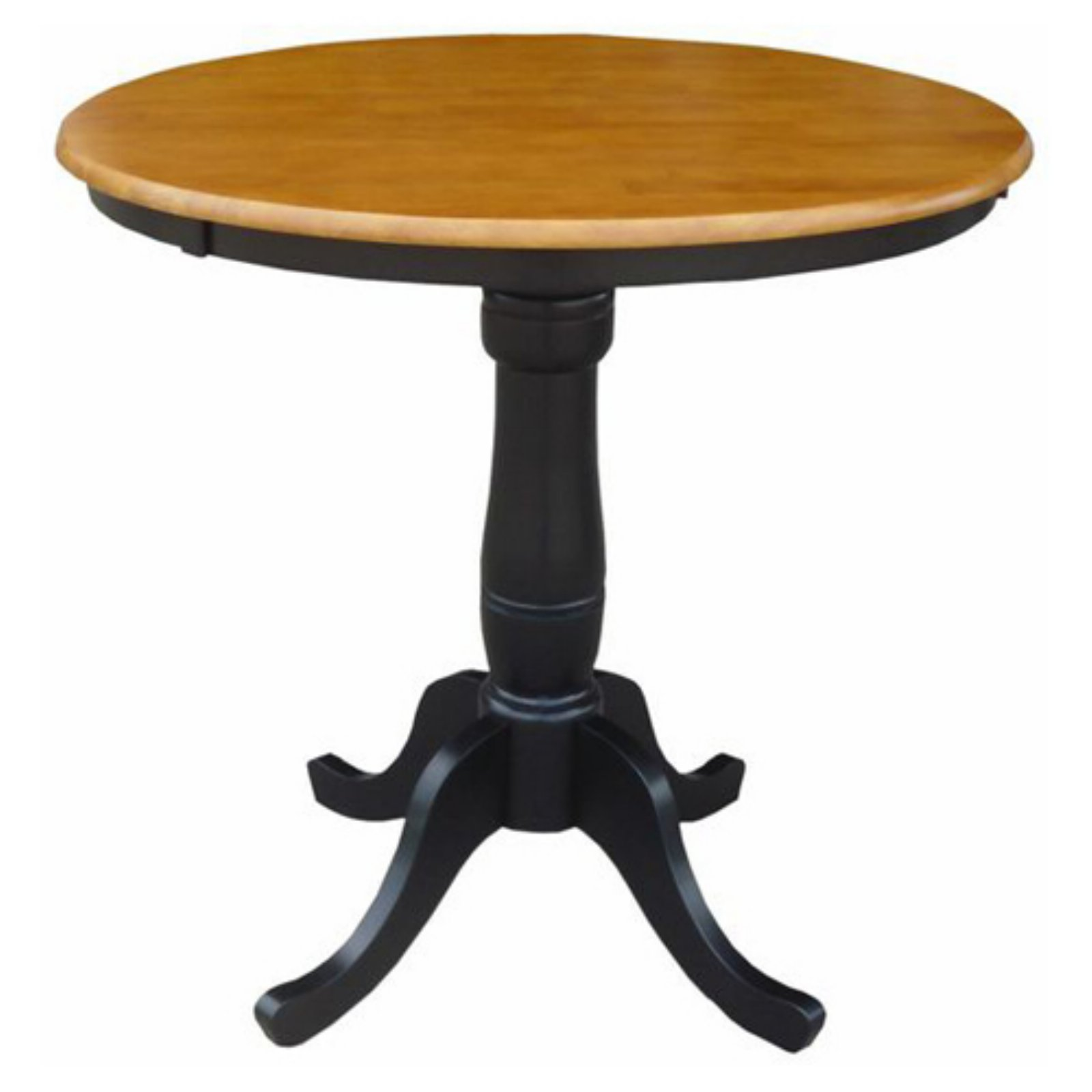 "36"" Round Top Pedestal Table, 34.9""H"