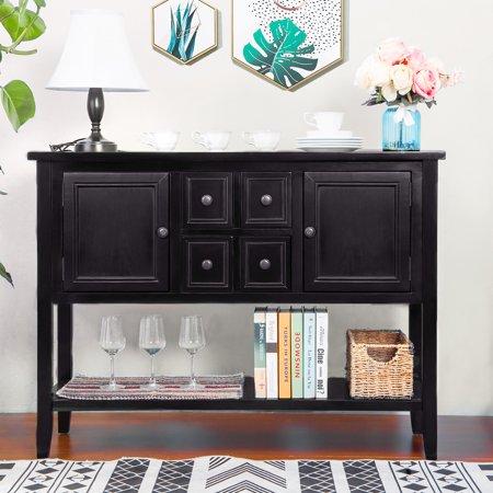 Buffet Cabinet Sideboard, 46\