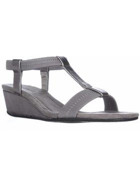 c1aa539202fd0d Product Image Womens A35 Voyage T Strap Wedge Sandals