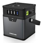 Poweradd Crger Center Pwr Benk Portable Generator Power Source