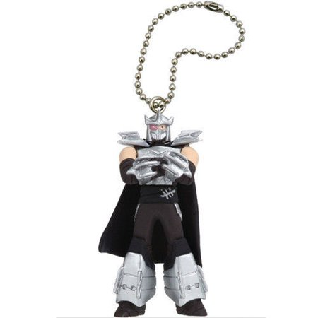 Teenage Mutant Ninja Turtles TMNT Shredder Mascot Keychain
