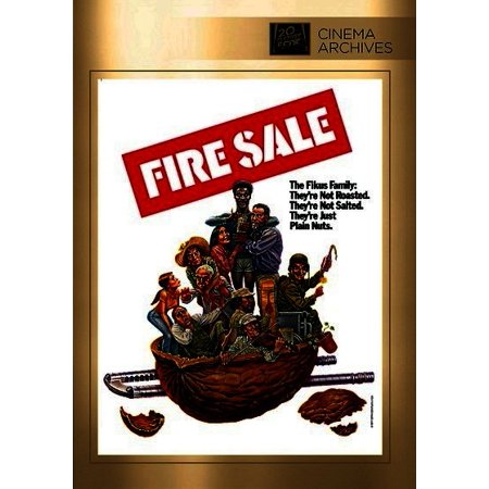 Fire Sale (DVD)