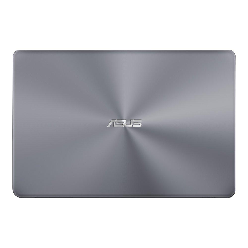 "ASUS VivoBook F510UA AH51 - Core i5 8250U / 1.6 GHz - Win 10 Home 64-bit - 8 GB RAM - 1 TB HDD - 15.6"" IPS 1920 x 1080 (Full HD) - UHD Graphics 620 - 802.11ac, Bluetooth - gray"