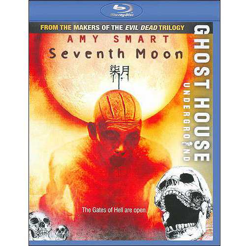 Seventh Moon (Blu-ray) (Widescreen)
