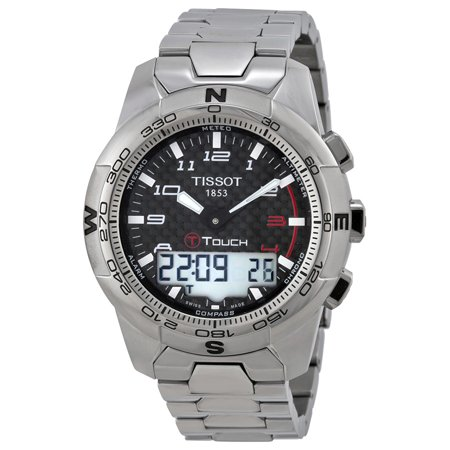 T-Touch II Mens Analog-Digital Watch T047.420.44.207.00